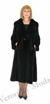 Пальто из норки blackglama