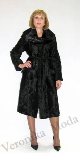 Пальто из каракульчи ( арт.1349)